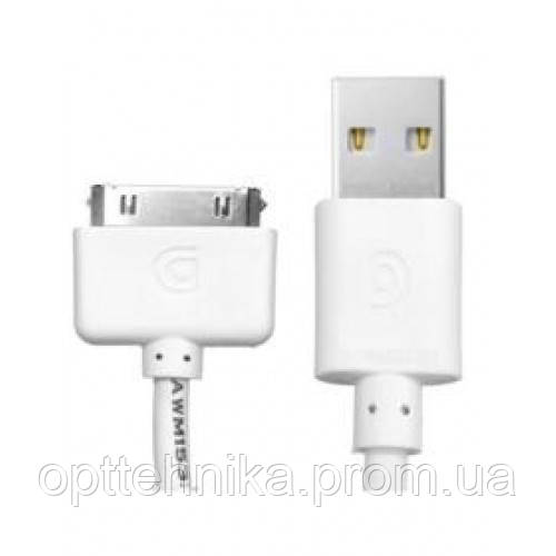 Кабель Шнур Data Cable USB iPhone 4/4s Griffin 1 Метр