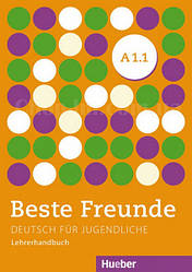 Beste Freunde A1.1 Lehrerhandbuch / Книга для учителя