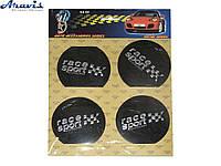Наклейка на колпаки KS-99 Race Sport