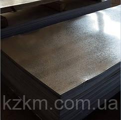 Оцинкованный лист толщина 0,38 мм