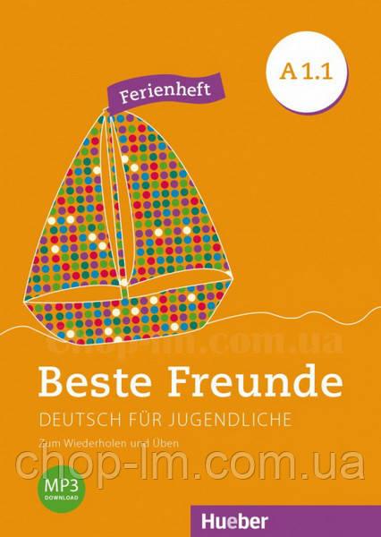 Beste Freunde A1.1 Ferienheft / Книга с упражнениями