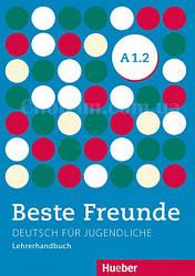 Beste Freunde A1.2 Lehrerhandbuch / Книга для учителя