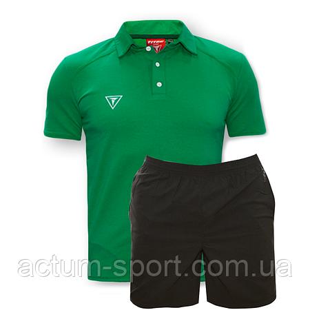 Футболка поло (рубашка) Dinamo с шортами парадными