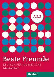 Beste Freunde A2.2 Lehrerhandbuch / Книга для учителя