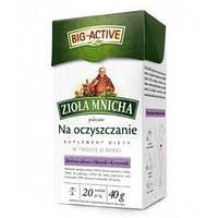 """Травяной чай Big-Active """"Очищение/Na oczyszczanie"""""""