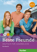 Beste Freunde B1.1 Kursbuch / Учебник