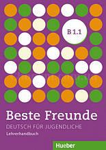 Beste Freunde B1.1 Lehrerhandbuch / Книга для учителя