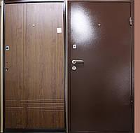 Металлические входные двери с молотковым покрытием 860*2050*8