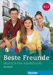 Beste Freunde B1.2 Kursbuch / Учебник