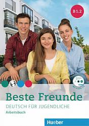 Beste Freunde B1.2 Arbeitsbuch mit CD-ROM / Рабочая тетрадь