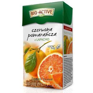 """Чай с Апельсином и Лапачо """"Big-Active"""""""