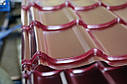 Металлочерепица глянец МОНТЕРЕЙ, цена от производителя, фото 3