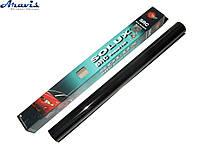 Пленка тонировочная SOLUX SRC 100 см х3м Dark black 10%