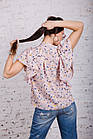 Свободная женская блузка 2018 от Amazonka - (код бл-199), фото 3