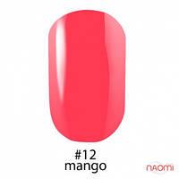 Гель-лак Naomi 012 Mango, 6 мл