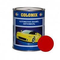 Автокраска 1015 Красная COLOMIX алкидная краска 1л
