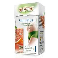 """Чай фруктово-травяной для похудения Slim Plus, """"Big-Active"""""""