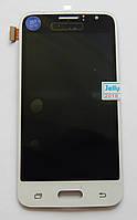 Дисплейный модуль к телефону Samsung J120 Galaxy J1 (2016) TFT White (5000551W)