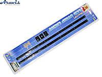 Подсветка салона А-90101G-40  15LEDх40см в прикуриватель/звук.сенсор/зелёная