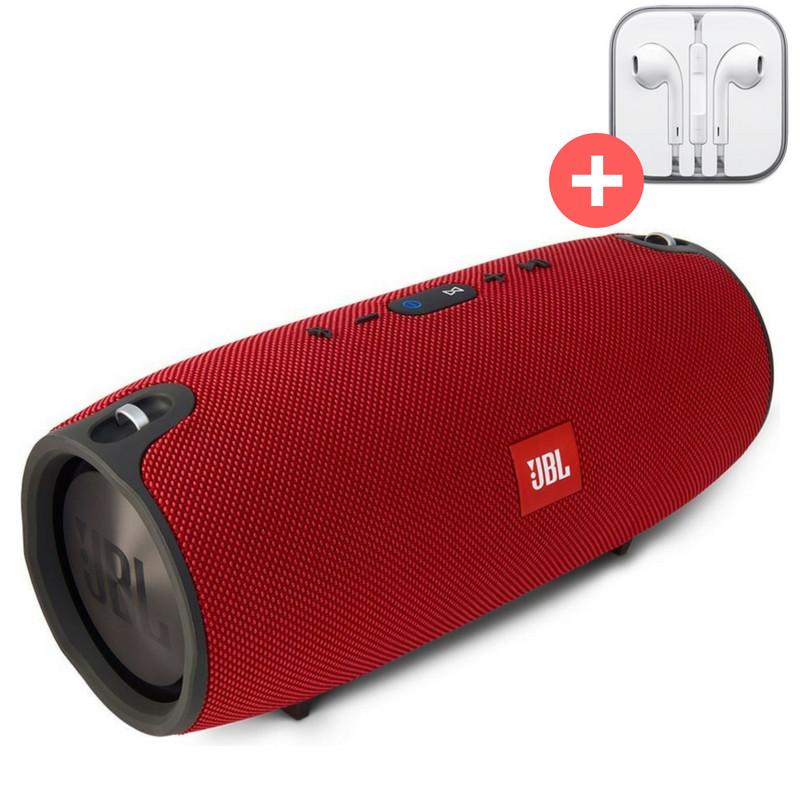 Портативная колонка  Bluetooth Powerbank JBL Xtreme mini  блютуз  MP3 FM USB  Quality Replica. Красная. Red