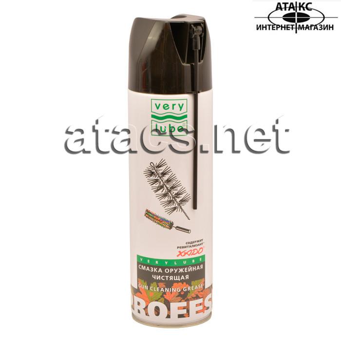 Спрей-смазка оружейная чистящая Ver.2