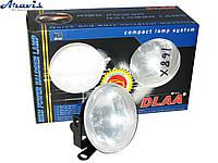 Противотуманные фары DLAA LA-168 XW d=90mm