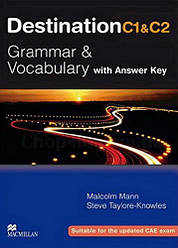 Destination C1 and C2 Grammar & Vocabulary Upper Intermediate Student Book with Key (грамматика с ответами)