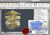 Проектирование каркасно-панельных домов в MiTeK (США)