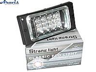 Противотуманные фары STRONG LIGHT 12838 LED ВАЗ-2110(white) 12LED