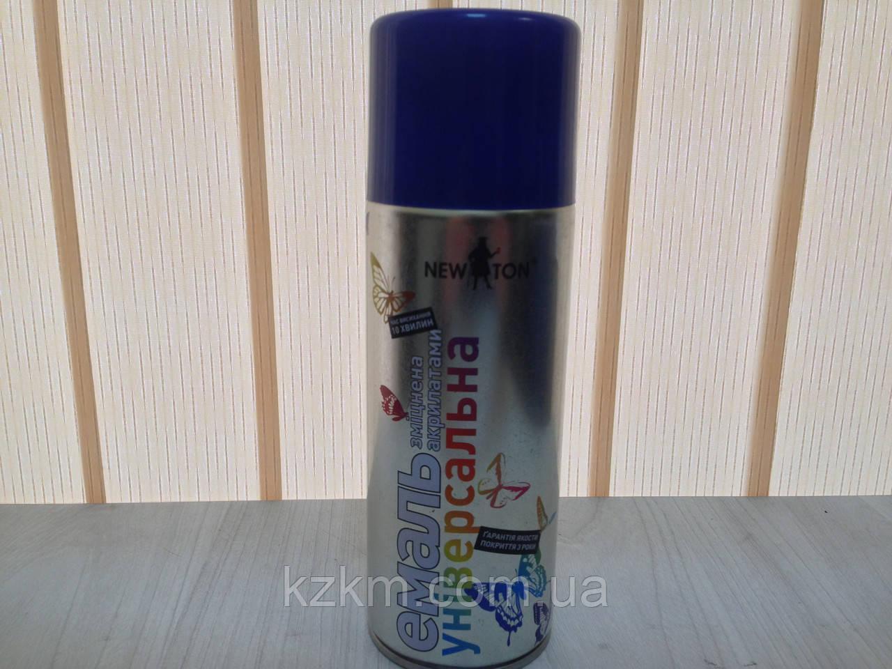 Краска для профнастила синяя, ral 5002