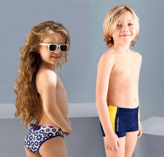 Пляжные детские плавки