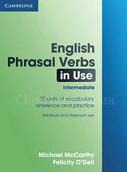 English Phrasal Verbs in Use Intermediate with answers