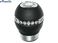 Ручка КПП FR-4033 Black/Silver