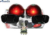 Клаксон звуковой сигнал для автомобиля Еlephant СА-10100 Ø115mm