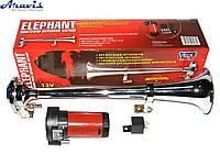 Сигнал воздушный Elephant CA-13036 дудка 360мм с компрессором