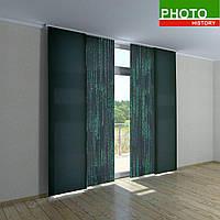 Японские фото шторы матрица