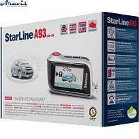 Сигнализация StarLine A93 CAN+LIN с автозапуском