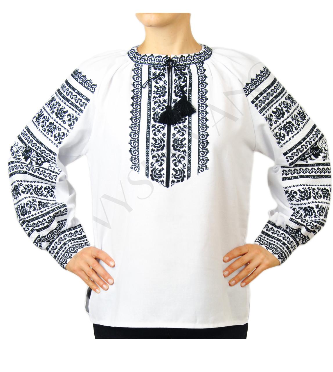 ae9bfb97ea97ec Жіноча вишиванка з якісною машинною вишивкою - Інтернет-магазин вишиванок  для всієї сім'ї