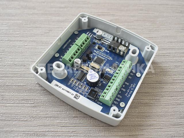 Купить дверной модуль STOP-Net ДМ-01M с доставкой по Украине. Дверной модуль STOP-Net ДМ-01M: фото, характеристики, комплектация, инструкция.