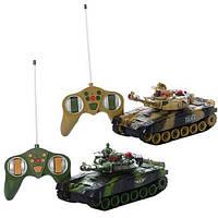 Радиоуправляемый танк (игровой набор), 9993-2PC