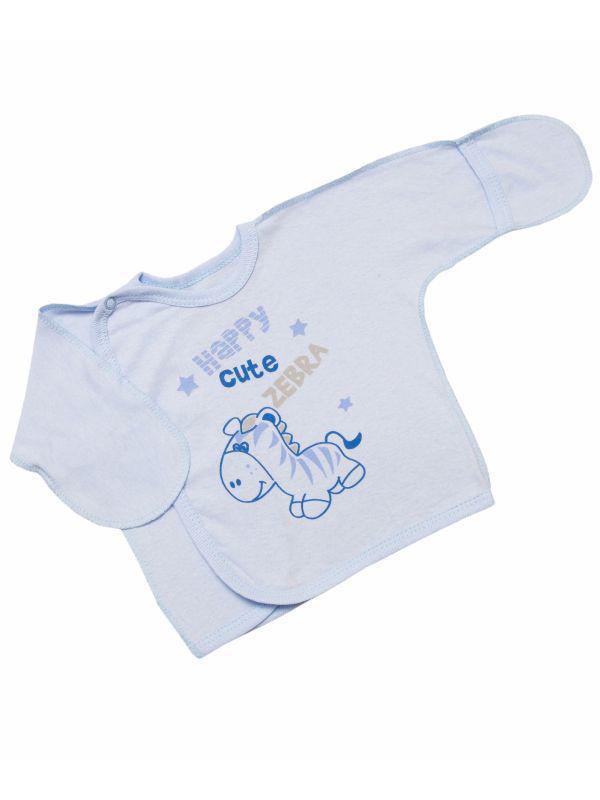 Распашонка для новорожденого мальчика или девочки