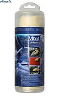 Тряпочка замшевая для кузова Vitol  (CM-4334) 43x33 Маленькая
