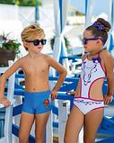 Детские купальники и плавки оптом