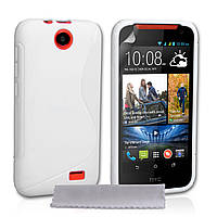 Силиконовый чехол для HTC Desire 310 dual sim 310w, фото 1