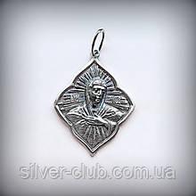3006 Подвеска Богородица серебро 925 пробы от производителя  в Харькове
