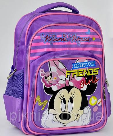 6e7e9f61d31a Школьный рюкзак ортопедический +Пенал Микки Маус для девочки Детский  портфель ранец для школы 1,