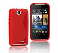 Силиконовый чехол для HTC Desire 310 dual sim 310w