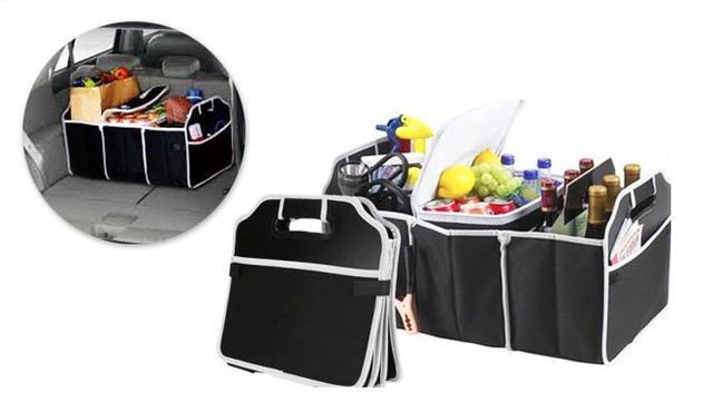 """Сумка органайзер в багажник автомобиля Car Boot Organiser: продажа, цена в  Одессе. органайзеры автомобильные от """"Интернет магазин Multi-Cent"""" -  318011414"""