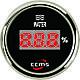 Датчик уровня воды цифровой ECMS черный, фото 2