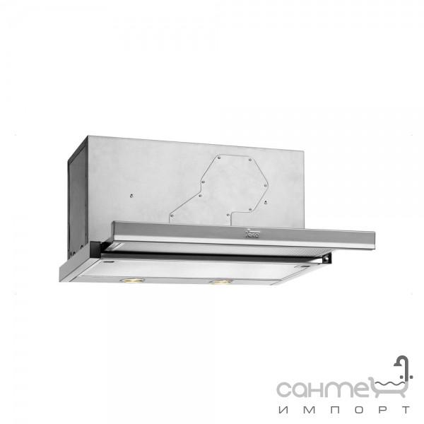 Вытяжки Teka Телескопическая кухонная вытяжка с высоким корпусом Teka CNL1 3000 HP 40436421 Нержавеющая Сталь